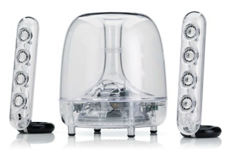 Harman Kardon SoundSticks III (SOUNDSTICKS3EU) - акустическая система