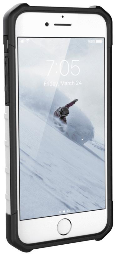 Чехол Urban Armor Gear Pathfinder для iPhone 8/7 (White Camo)