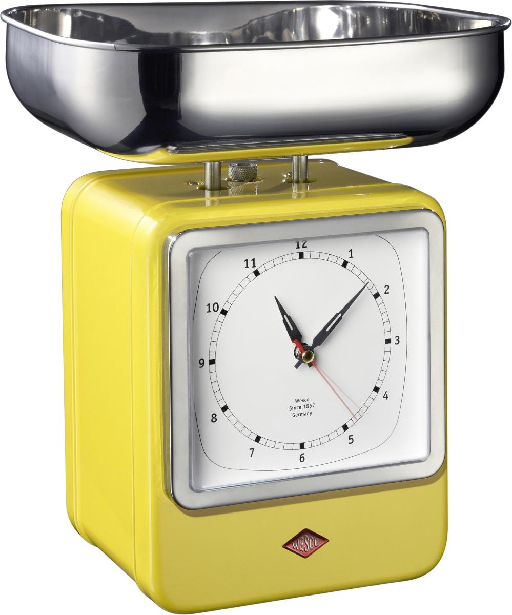 Wesco 322204-19 - кухонные весы (Yellow)
