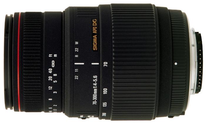 Sigma AF 70-300mm F4-5.6 APO DG Macro 5A8955
