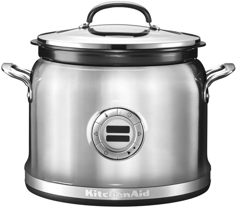 KitchenAid (5KMC4241E) - мультиварка (Stainless)