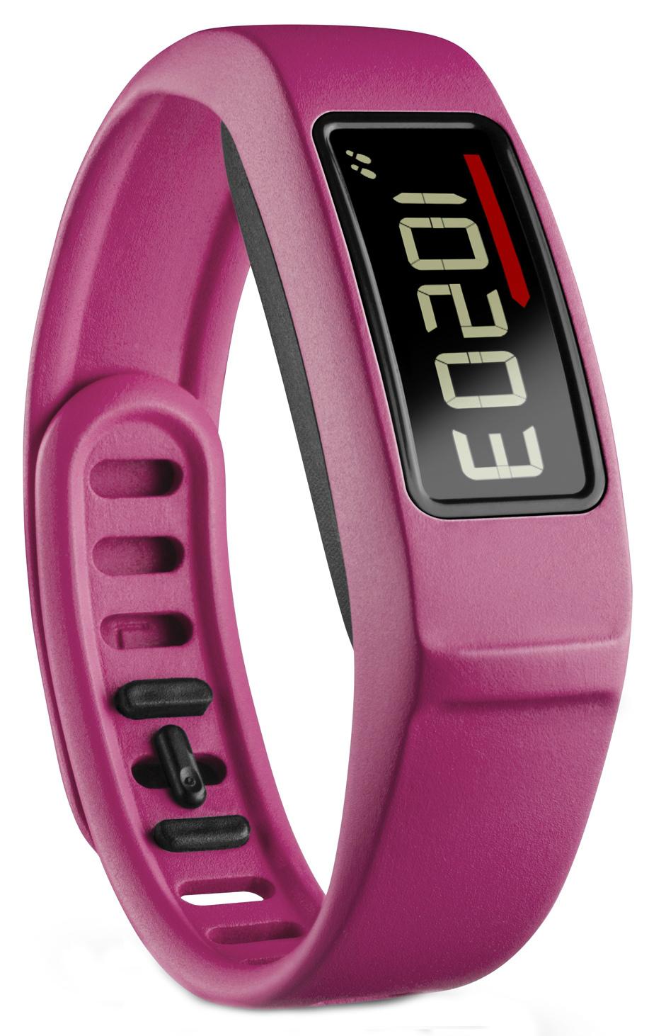 Garmin Vivofit 2 - монитор физической активности (Pink)