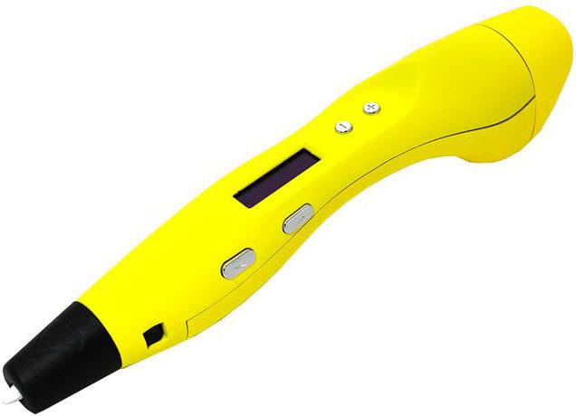 Myriwell RP400A - 3D-ручка (Yellow)