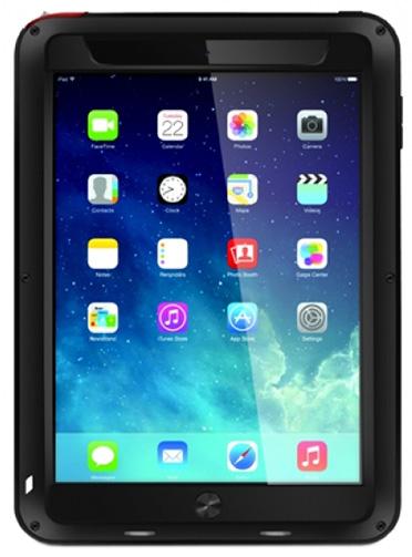 Love Mei Powerful - ударопрочный чехол для iPad mini 4 (Black)