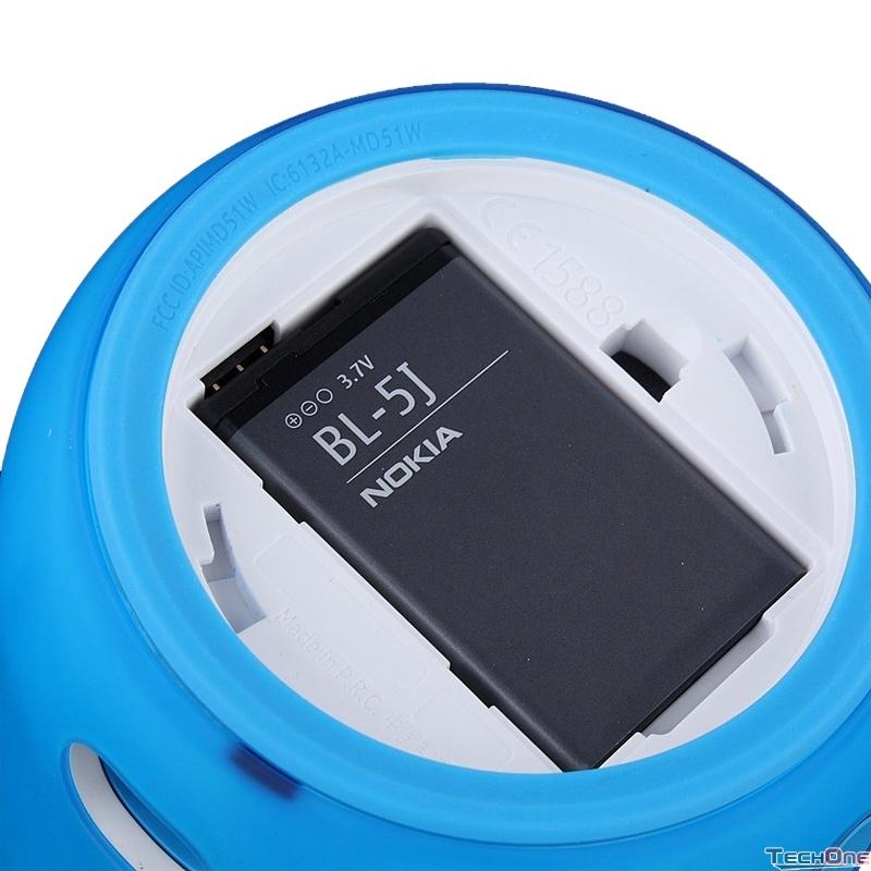 JBL PlayUp (NFC) MD-51W (02735R8) - портативная беспроводная колонка (Blue)