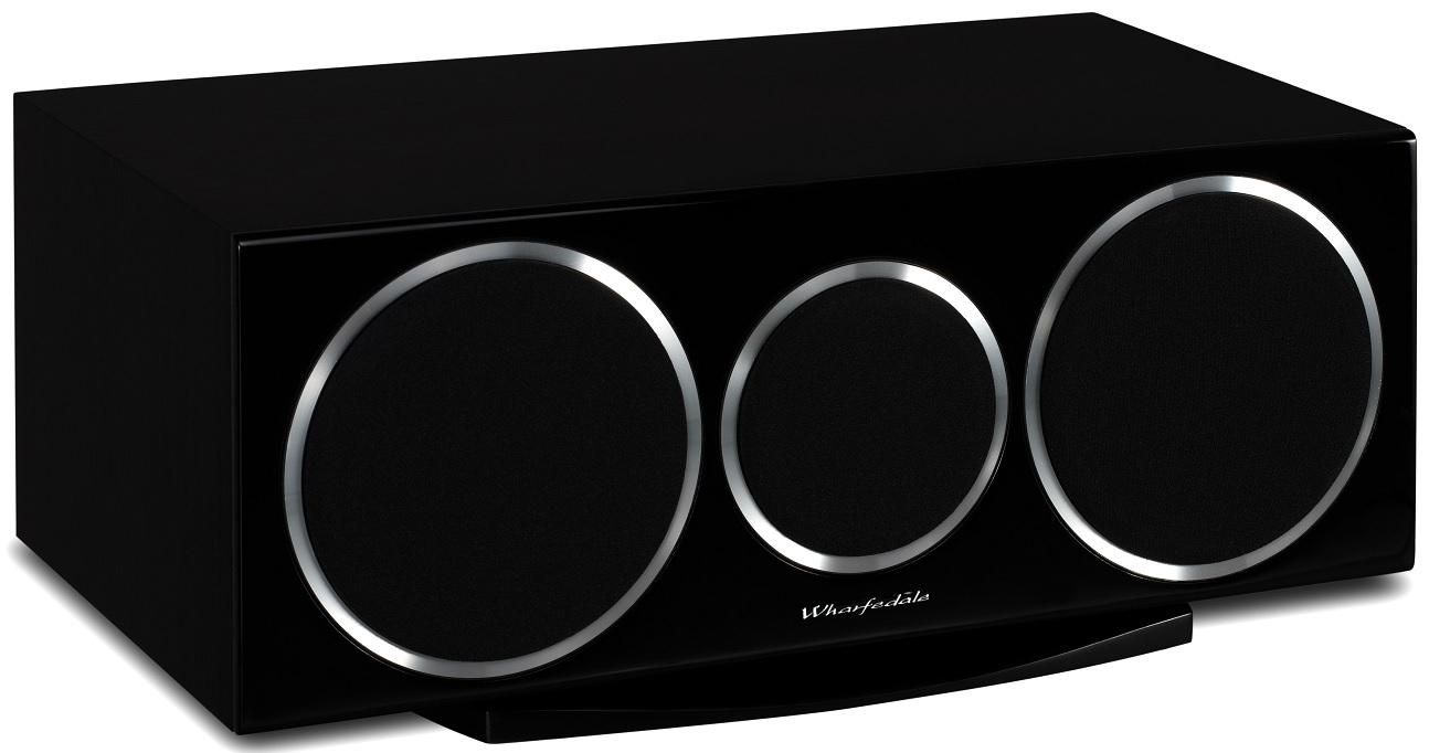 Wharfedale Diamond 220C - акустическая система центрального канала (Black)