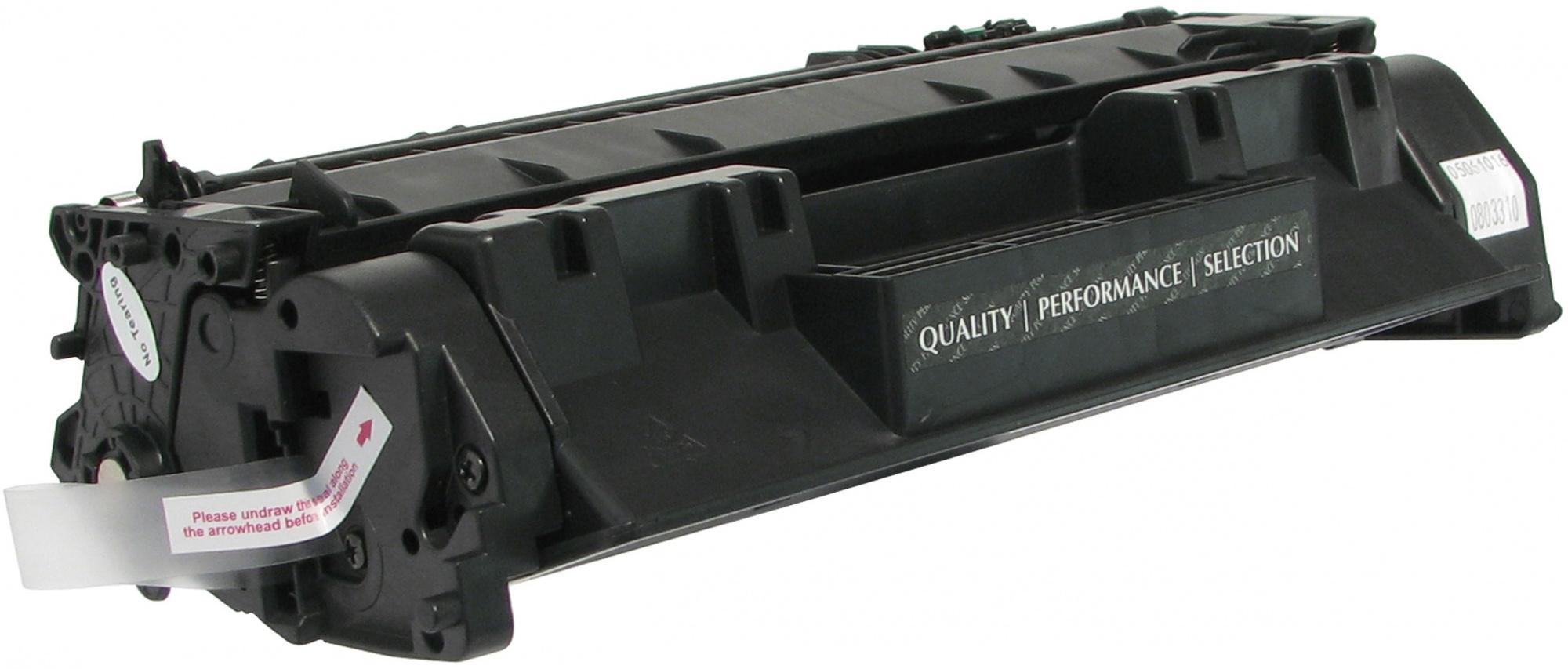 HP 05A (CE505A) - картридж для принтеров HP LaserJet P2035/P2055 (Black)