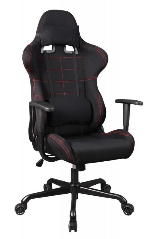 Бюрократ 771 - кресло руководителя (Black) от iCover