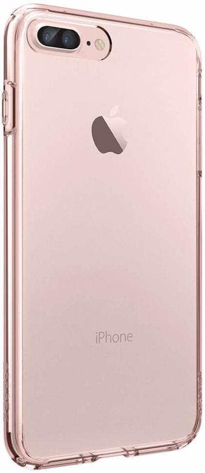 Spigen Ultra Hybrid (043CS20549) - чехол для iPhone 7 Plus (Rose Crystal) чехол накладка iphone 6 6s 4 7 lims sgp spigen стиль 10 580085