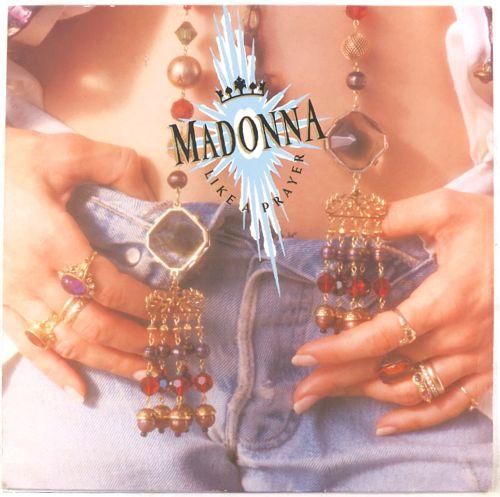 MadonnaВиниловые пластинки<br>Виниловая пластинка<br>