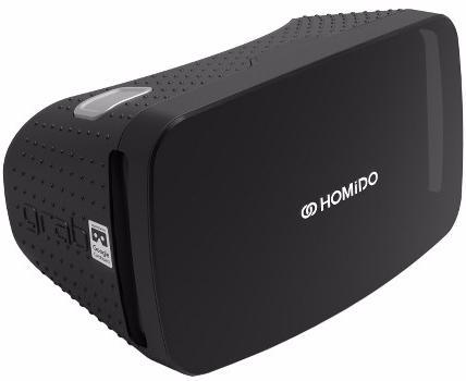 homido Очки виртуальной реальности Homido Grab (Black)
