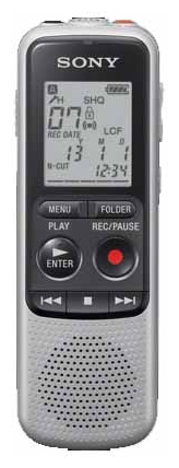 Digital Stereo Voice Recorder