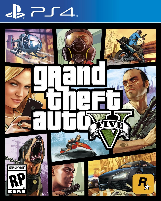 Grand Theft Auto V (GTA V )