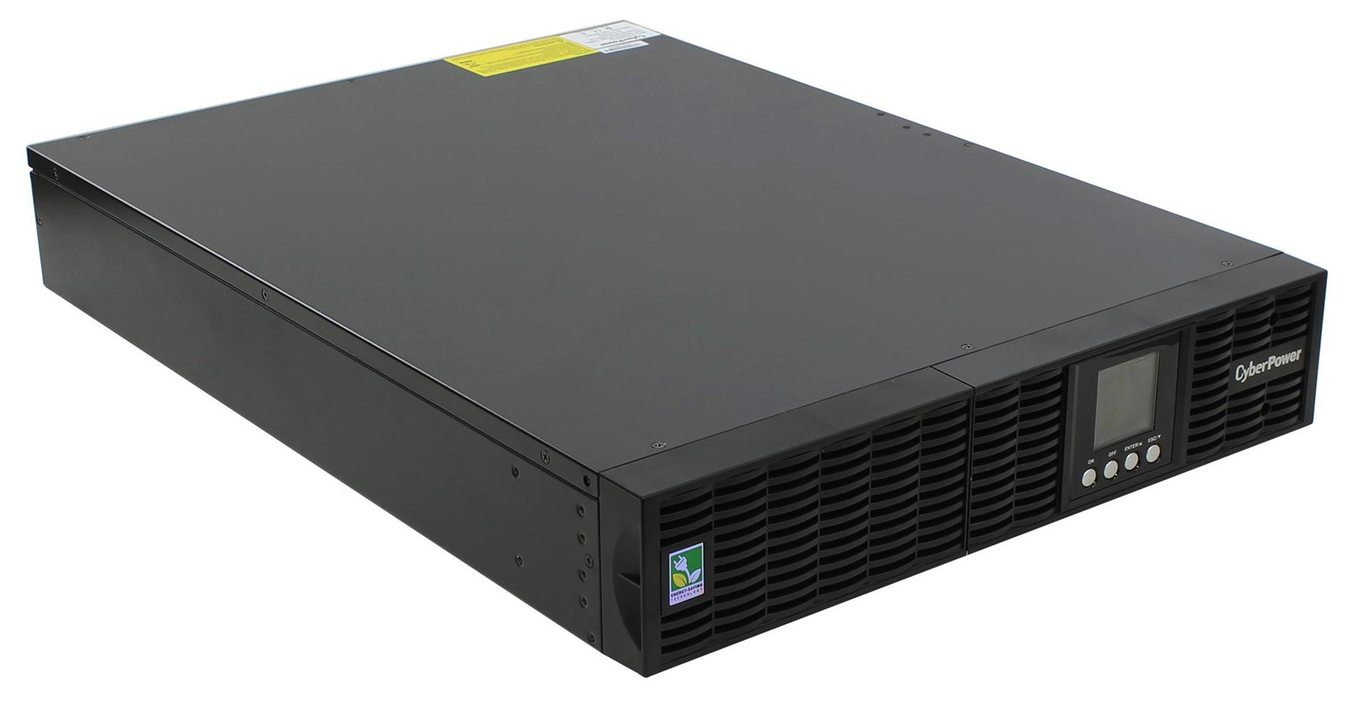 CyberPower OLS2000ERT2U - источник бесперебойного питания (Black)
