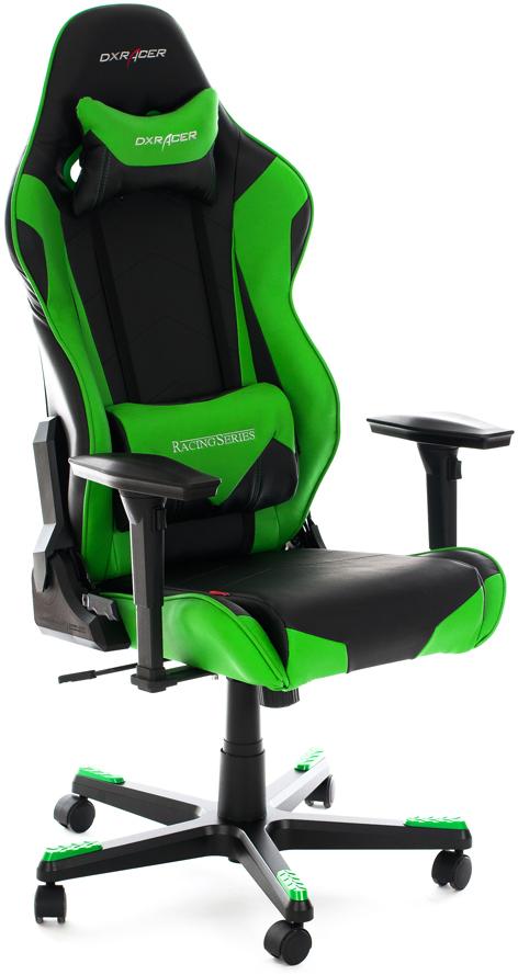 DXRacer OH/RE0/NE - компьютерное кресло (Green)