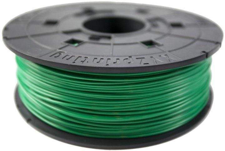 XYZ Printing PLA (RFPLCXEU04G) - пластиковая нить для 3D принтера XYZ da Vinci Junior (Dark Green)