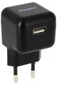 Energizer Higthech AC1UEUHMC2 - сетевое зарядное устроиство (Black)