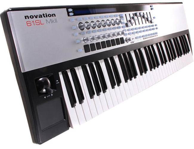 Novation 61 SL mk II (A048853)
