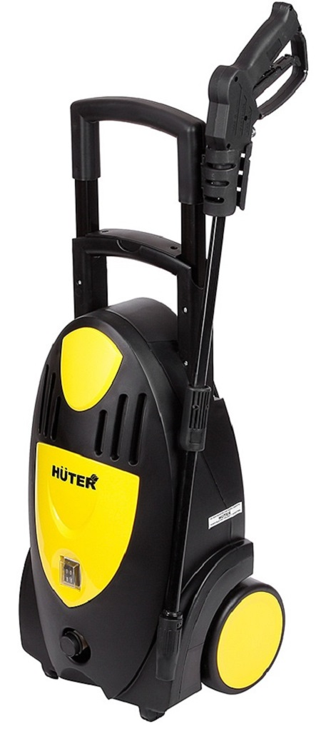 Huter W105-QD (70/8/2) - мойка высокого давления (Black/Yellow)