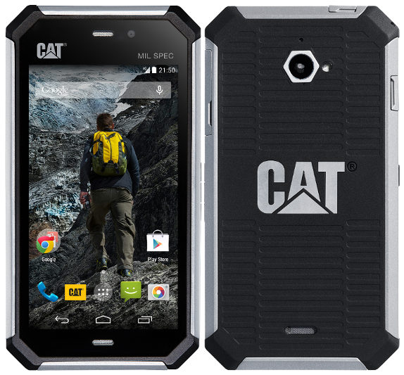Смартфон Caterpillar CAT S50 8Gb LTE (Slate)