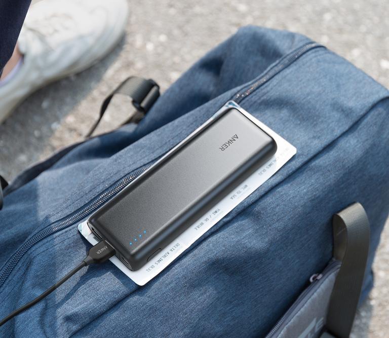 Внешний аккумулятор Anker PowerCore 20100 mAh A1271012 (Black)