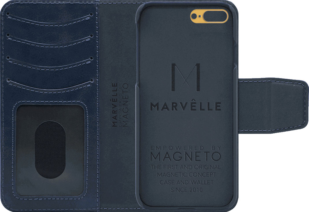 Чехол Marvelle N°301 для iPhone 7 Plus/8 Plus (Oxford blue)
