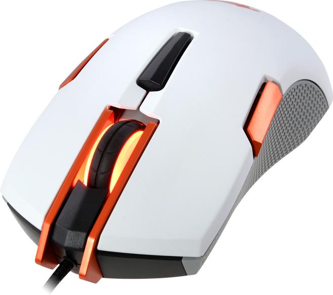 Cougar 250M - проводная мышь (White)