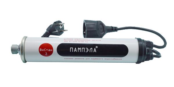 Пампэла ВиСтан-3 - контроллер индивидуального водоснабжения