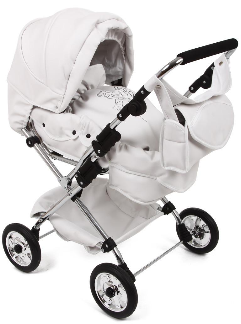 Tako WL4 (GL000105284) - коляска для кукол (White) от iCover