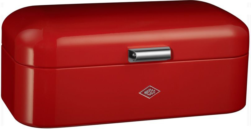 Хлебница Wesco Grandy 235201-02 (Red)