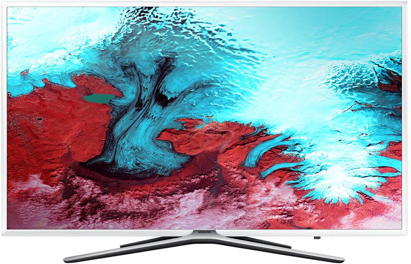 Samsung UE49K5510AUXRU - LED-телевизор (White)