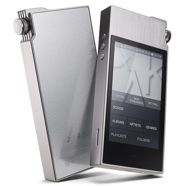iRiver Astell&Kern AK120 II 128Gb - цифровой плеер (Stone Silve)