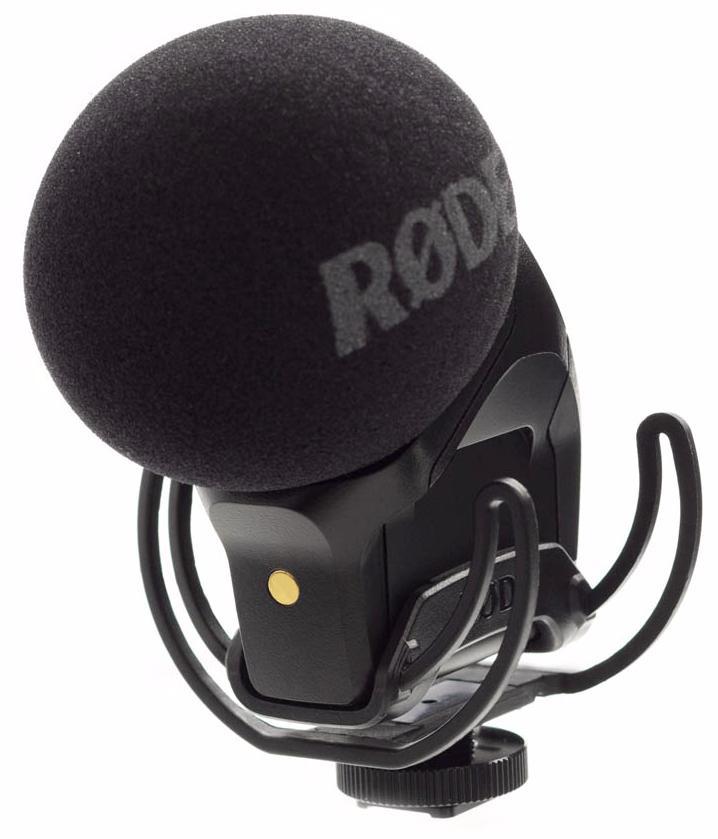 Накамерный микрофон Rode Stereo VideoMic Pro (Black)