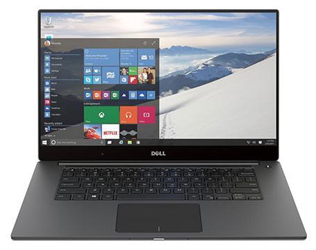 XPS ноутбук