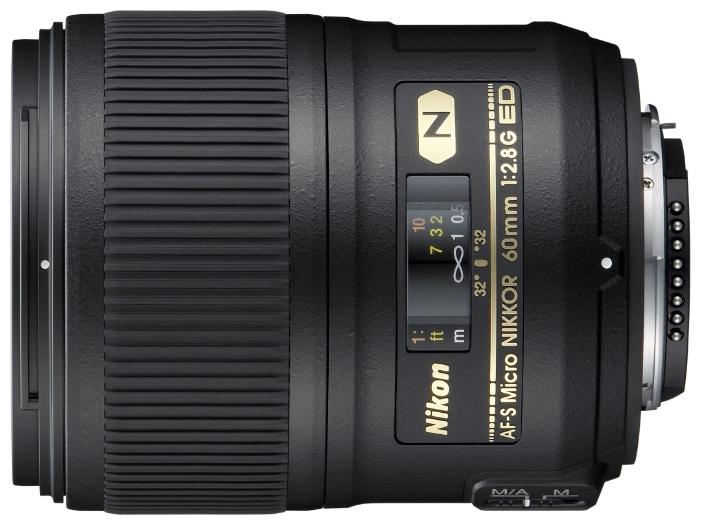 Nikon AF-S Micro-Nikkor 60mm JAA632DB