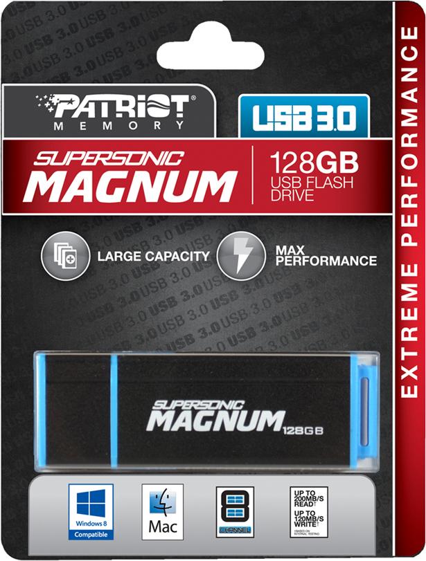 Patriot Supersonic Magnum 128Gb
