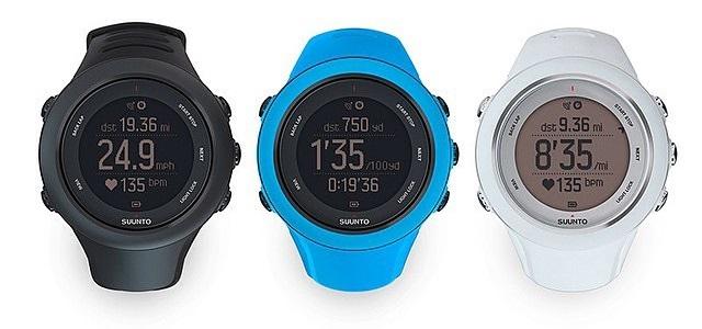 Suunto Ambit 3 Sport HR - комплект из спортивных часов и пульсомера (Blue)
