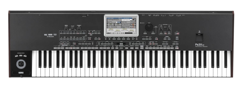 Korg PA3X LE (A050998) - синтезатор (Black)