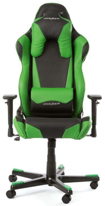 DXRacer Racing OH/RB1/NE - компьютерное игровое кресло (Green)