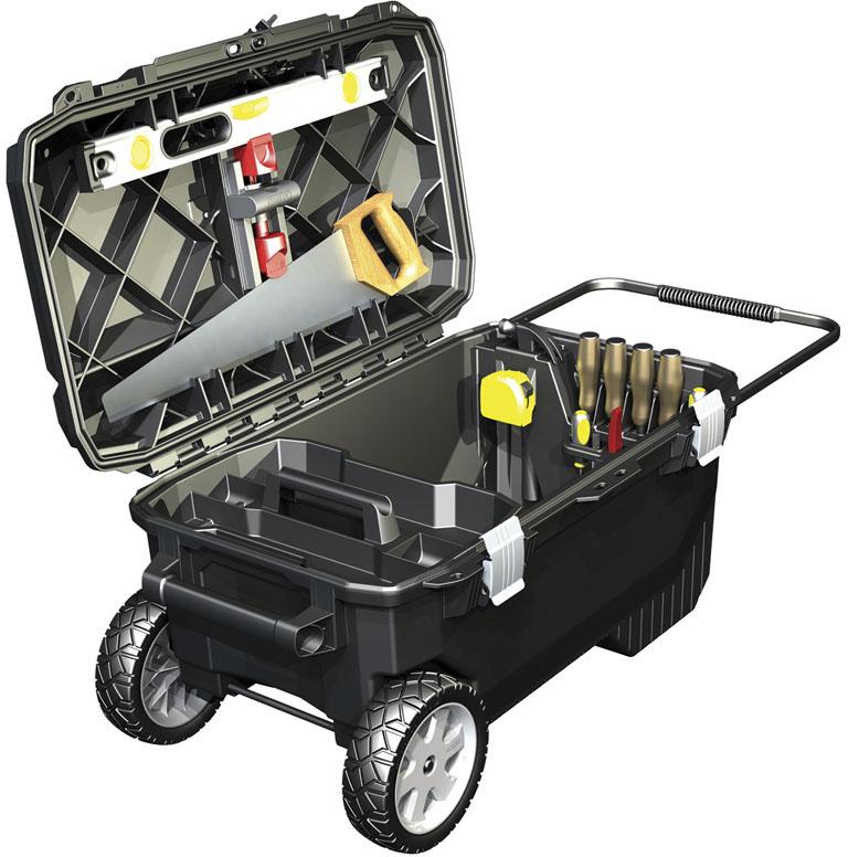 Ящик для инструментов своими руками на колесах