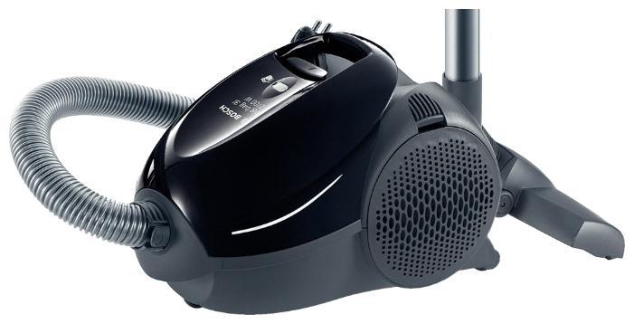 Bosch BSN 2100RU - пылесос (Black) пылесос bosch bsn 1701 ru bsn 1701 ru