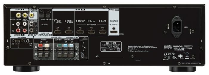 AVR-X520BT