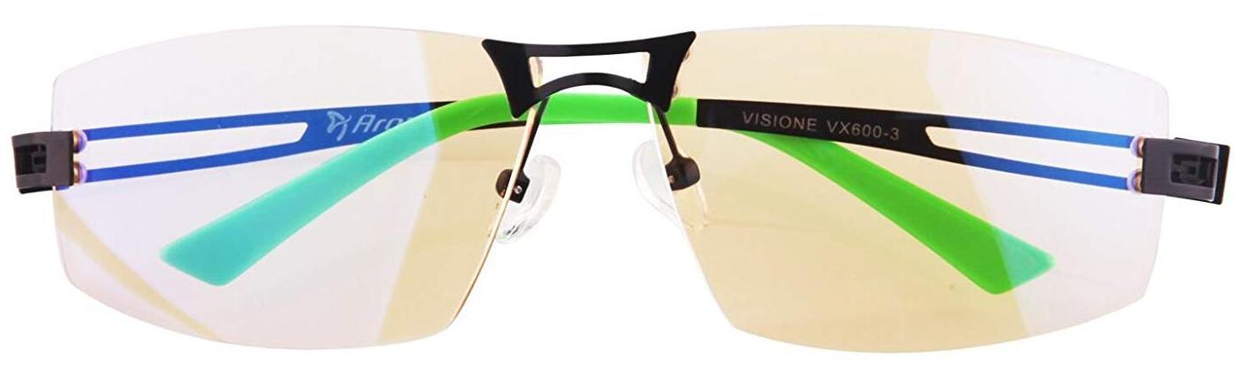 arozzi Очки для компьютера Arozzi Visione VX-600 (Green) VX600-3