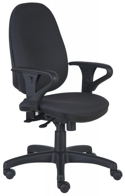 Бюрократ T-612AXSN - кресло офисное (Grey) от iCover