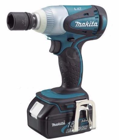 Makita DTW251RFE - гайковерт аккумуляторный (Blue) от iCover
