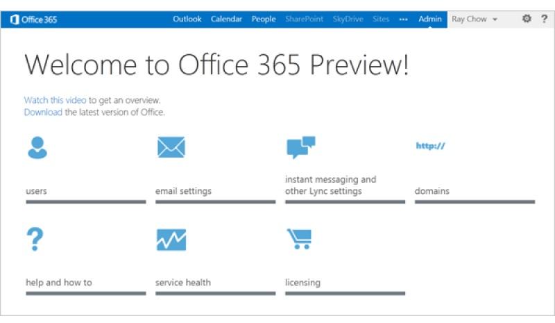 Microsoft Office 365 Small Business Premium