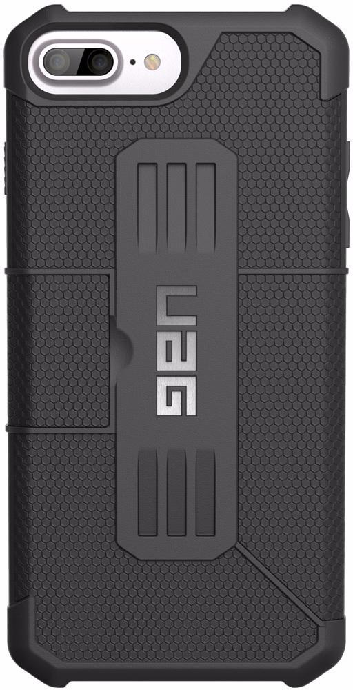 Urban Armor Gear Metropolis - чехол-книжка для iPhone 7/6S/6 Plus (Black)