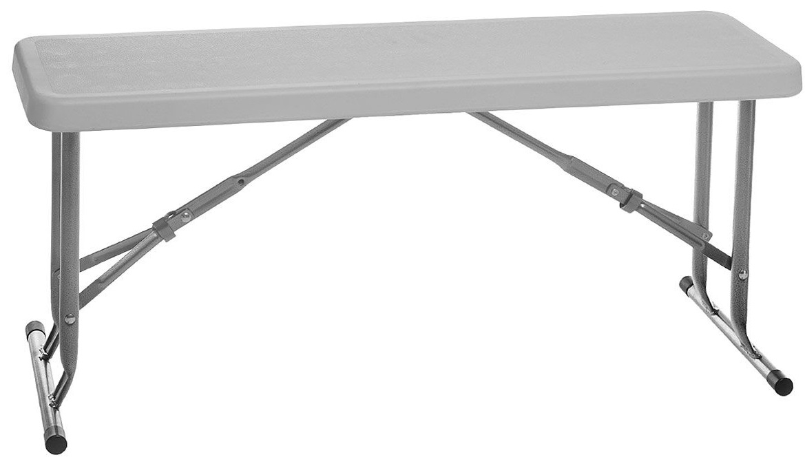 Green Glade (С095) - складная скамейка (Grey) от iCover