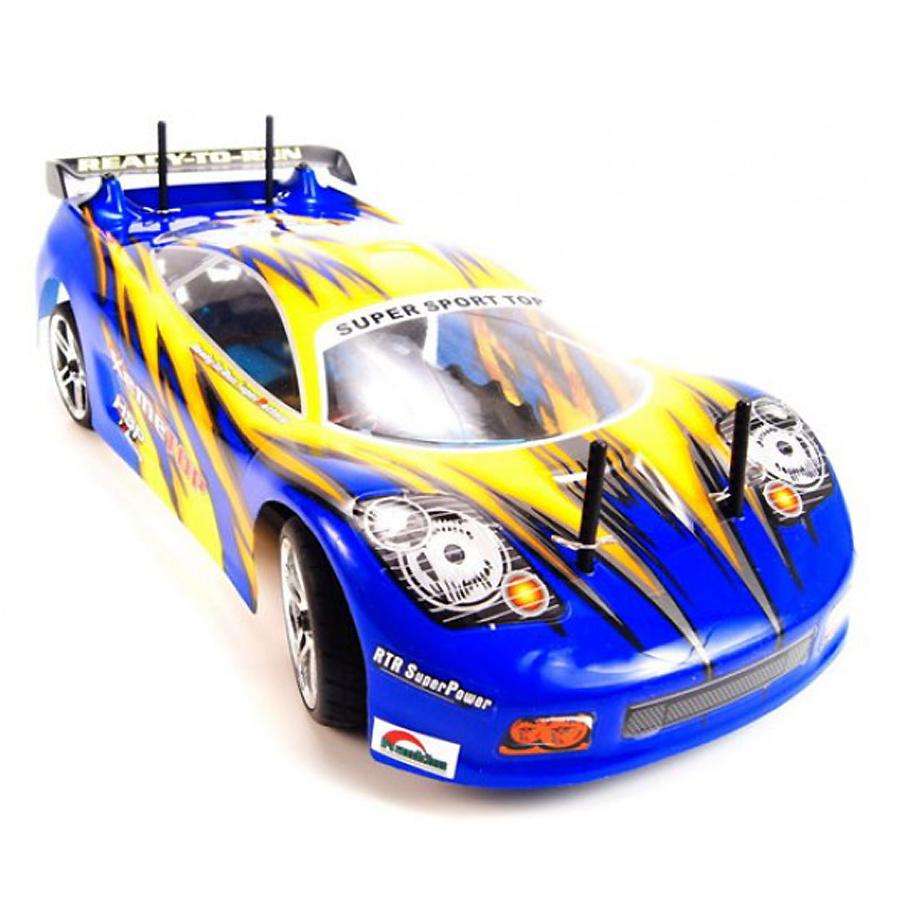 EP Xeme Top BrushlessРаллийные модели<br>Радиоуправляемая автомодель<br>