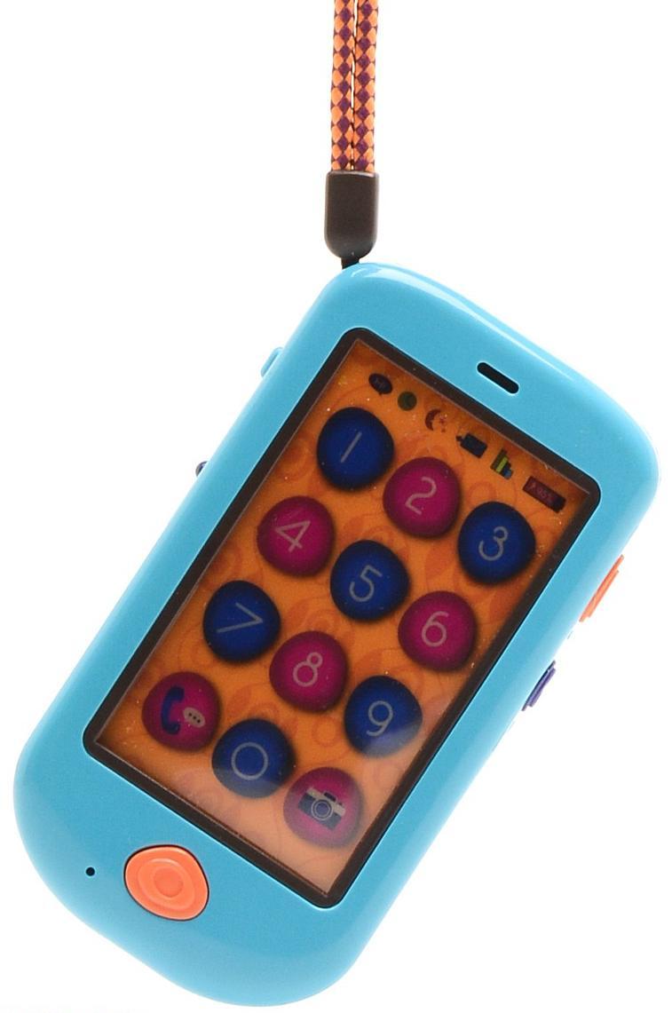 B. Dot 68681 - игрушечный смартфон (Blue)